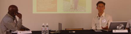 conference presentation paris