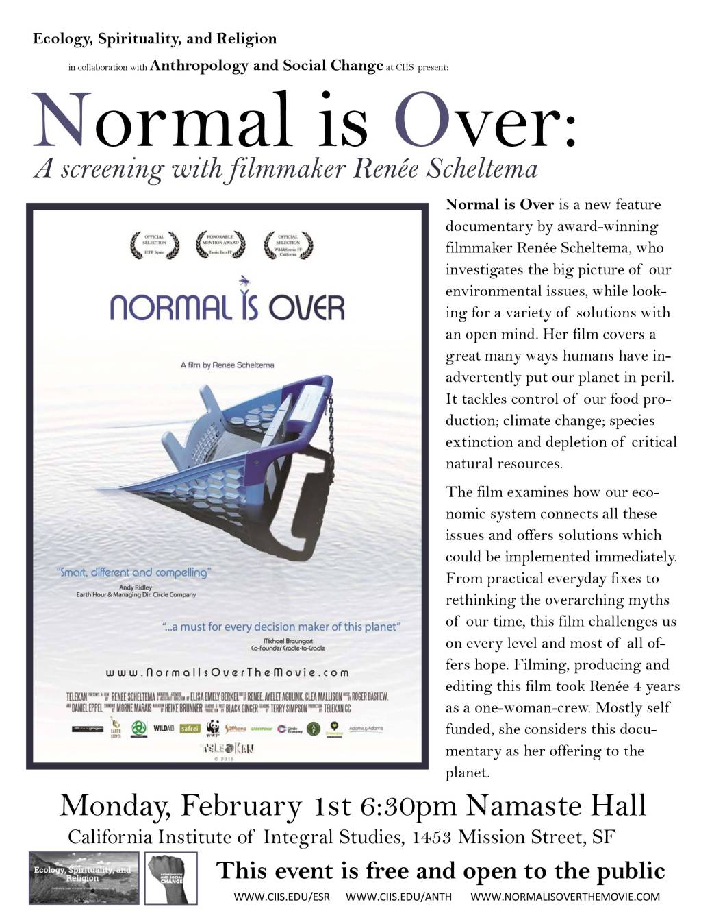Normal Is Over Screening Feb 1.jpg