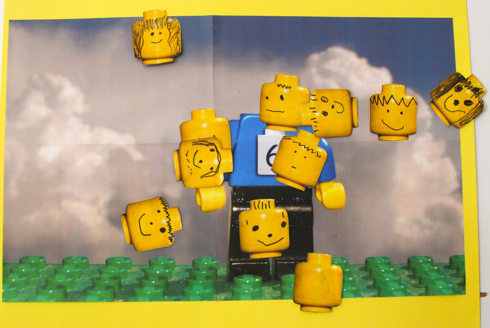 ..ott creative..: A morning of Lego's: Finn turns 6!